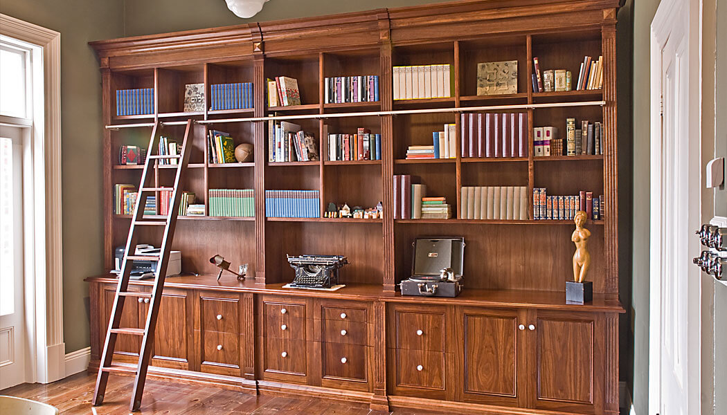 Period style custom made storage units