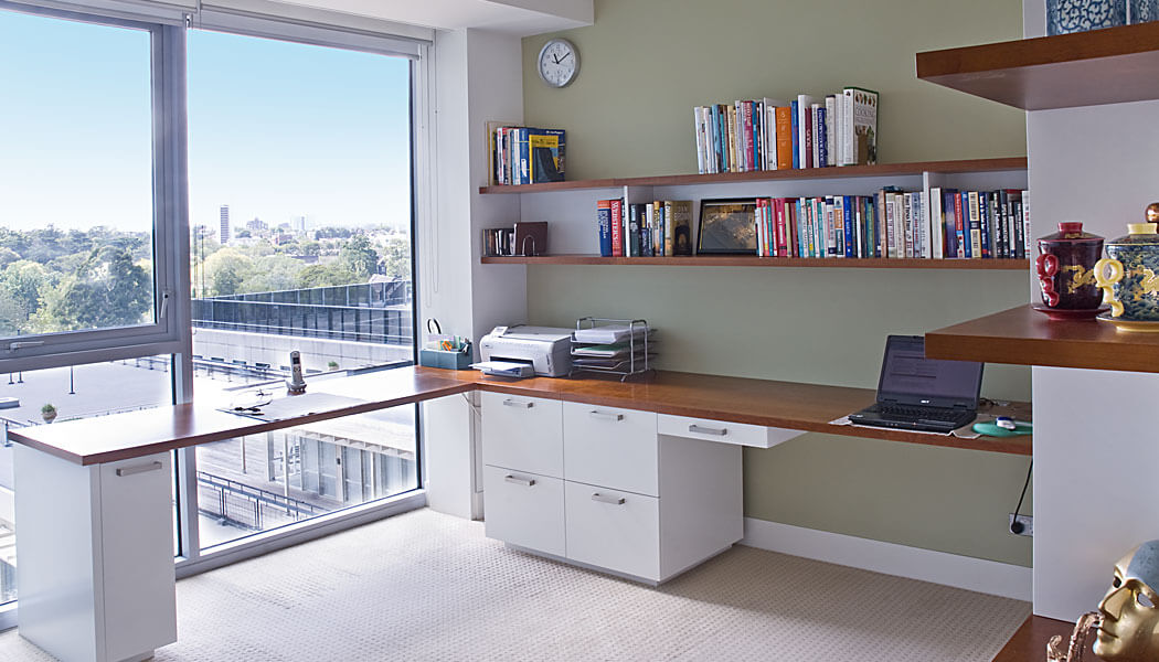 Bespoke home office design